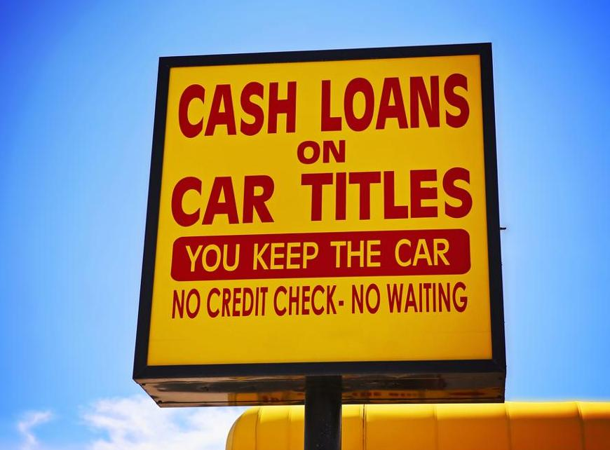 What is a Car Title Loan?