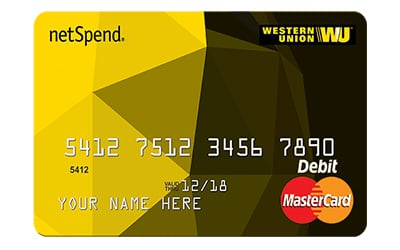 Western Union Netspend