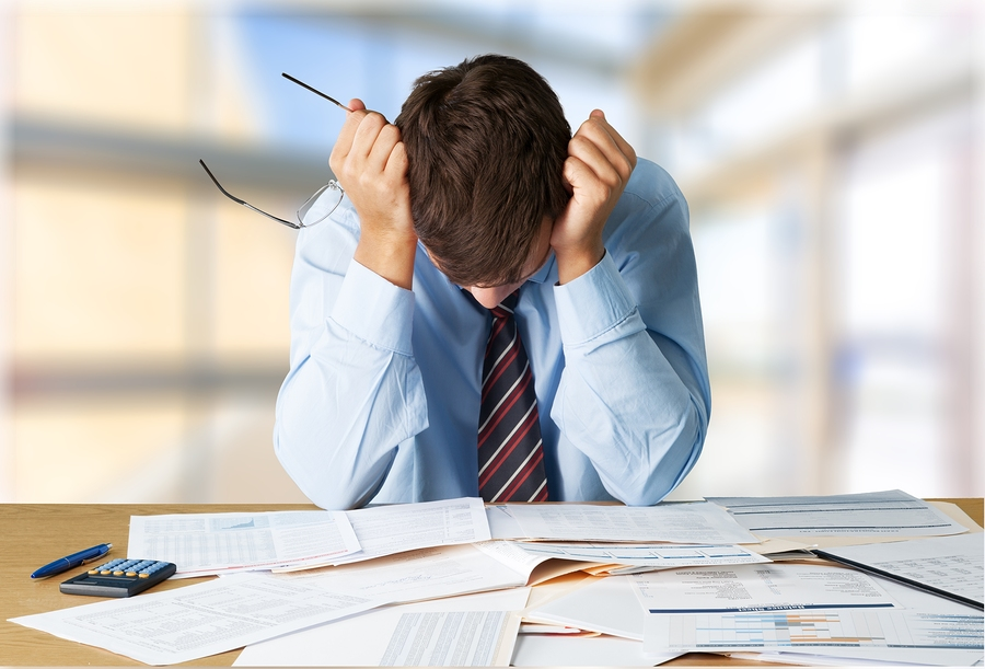 Bankruptcy stress
