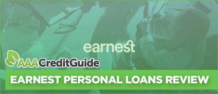 Earnest Personal Loans