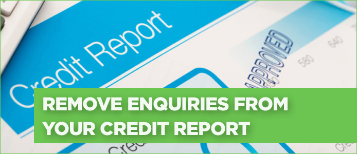 Remove Credit Inquiries