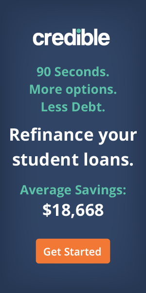 Credible refinance