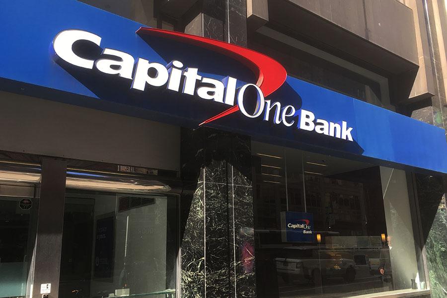 Capital One NYC